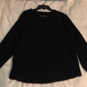 Rag & Bone Quilted Sweater